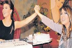 Seren ve Gülben 5 yıl önce böyle barışmıştı!