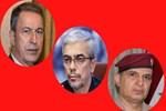 Üç ülke komutanlarından kritik temaslar!