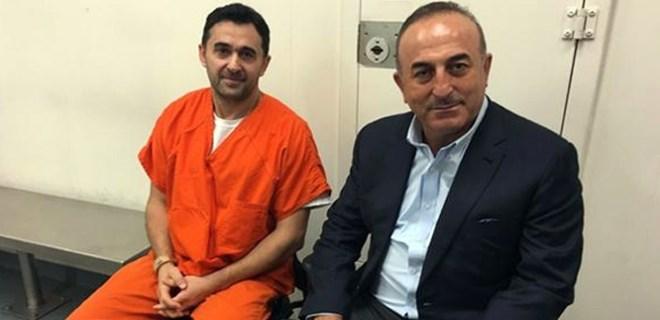 Mevlüt Çavuşoğlu'ndan flaş ziyaret