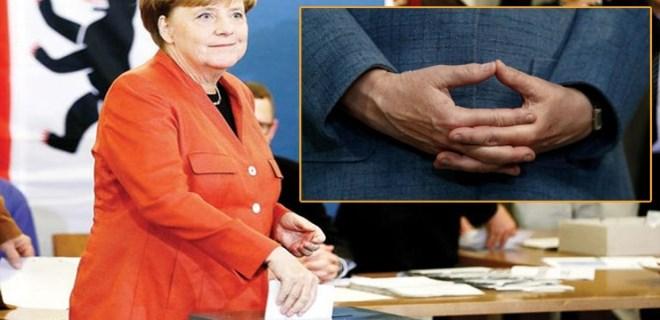 Angela Merkel'e 'aşırı sağ' depremi!