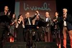 Zülfü Livaneli'nin 50. sanat yılı kutlandı