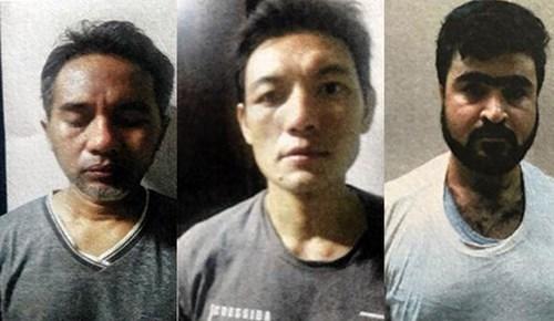Saldırı hazırlığındaki 3 hücre üyesi yakalandı