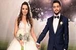 Rüzgar Erkoçlar ve Tuğba Beyazoğlu evlendi!