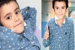 Küçük Melih, mucizevi operasyonla kurtarıldı!
