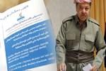 Barzani, Türkiye için de oylama yapmış!