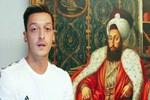 Mesut Özil'den büyük gaf!