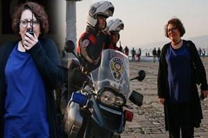 İşte Türkiye'nin tek kadın asayiş müdürü