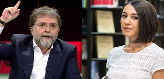 Ahmet Hakan'dan Melis Alphan'a ensest çıkışı!