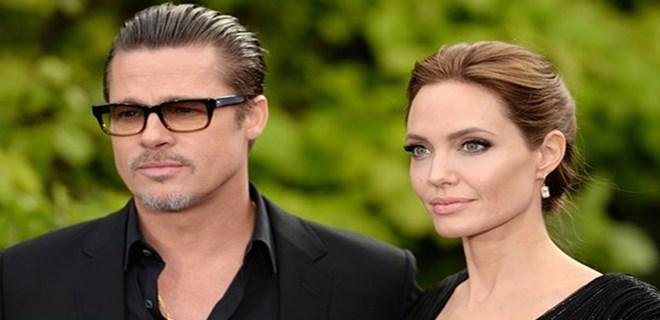 Brad Pitt ve Angelina Jolie'den flaş karar