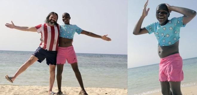 'Robinson Crusoe ve Cuma' filminin Cuma'sı öldü!