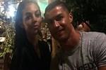 Ronaldo'nun hamile kız arkadaşından olay paylaşım