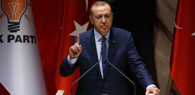 Cumhurbaşkanı Erdoğan İl Başkanlarını böyle uyardı!