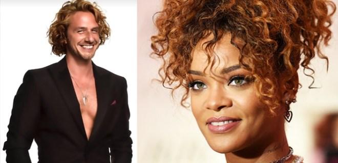Mithat Can Özer'in yeni stili Rihanna'dan kopya!