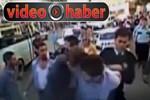 Polis minibüsçüye kafa atarak gözaltına aldı!