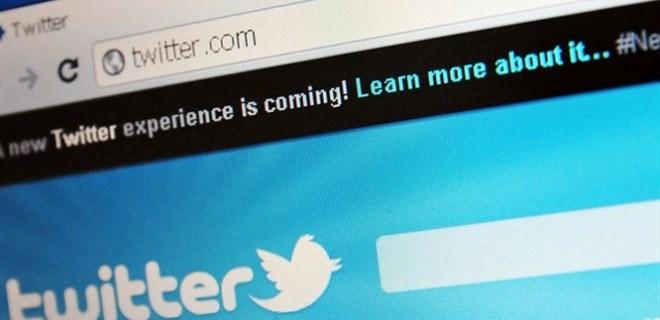 Twitter'a