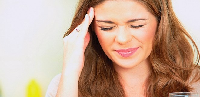 Baş ağrısıyla baş etmenin 10 yolu!