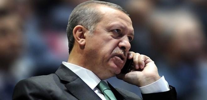 Cumhurbaşkanı Erdoğan'ın kritik telefon görüşmesi