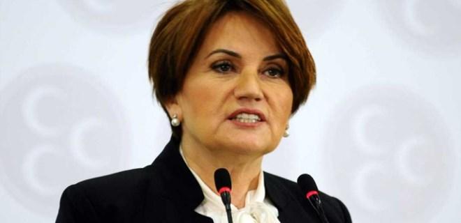 Meral Akşener'in partisine hükümetten yorum