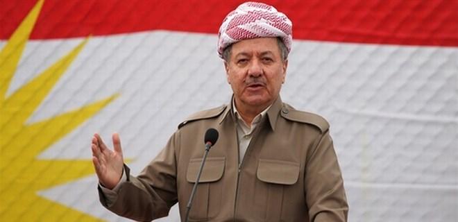 Barzani'den tehdit dolu sözler!