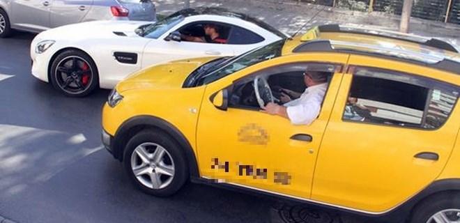 Murat Boz trafiği alt üst etti!