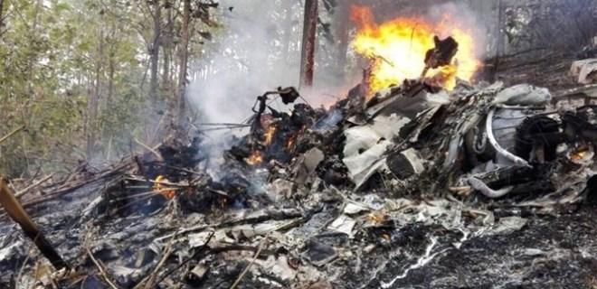 Kosta Rika'da uçak kazası!