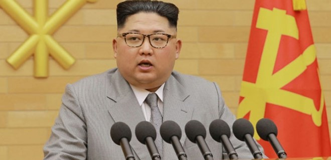 Kuzey Kore liderinden şok tehdit!