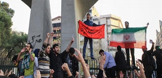 İran'da gösteriler büyüyor!