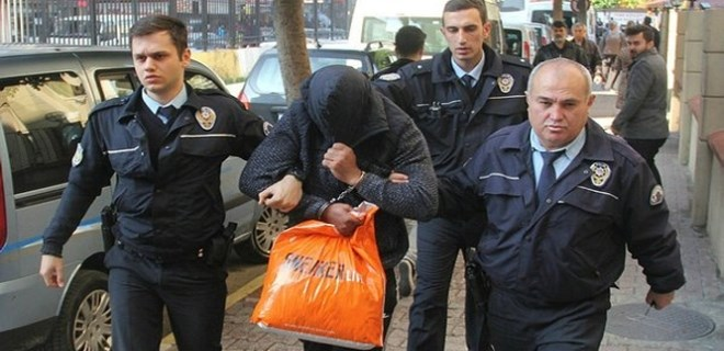 Komşusunu kaçırıp tecavüz etmekten tutuklandı!