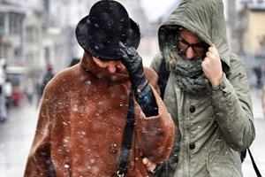 Pazartesi günü İstanbul'a kar yağacak!