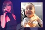 'Uçan bebek' Azur, 1 yaşına bastı