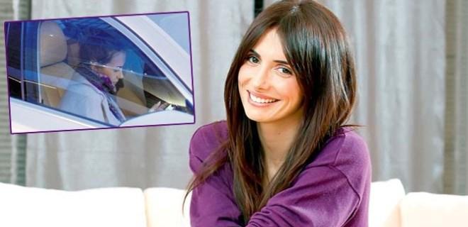 Emina Sandal, Etiler'in ortasında hüngür hüngür ağladı!