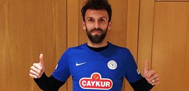 Çaykur Rizespor, Vedat Muriç ile prensip anlaşmasına vardı