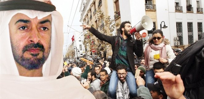 Birleşik Arap Emirlikleri'nin yeni hedefi: Tunus