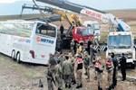 Sığınmacılar evlerine dönüş yolunda öldü
