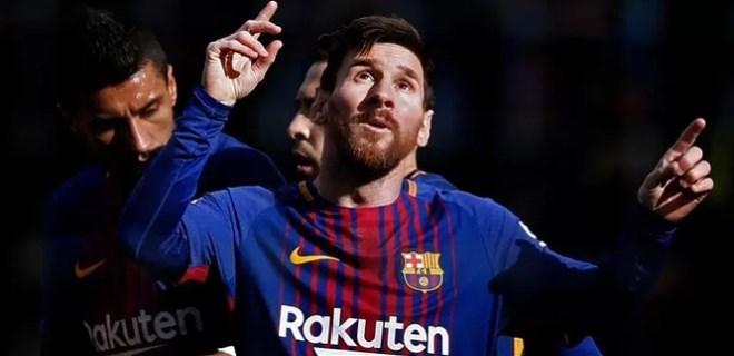 Lionel Messi'yle ilgili bomba iddialar