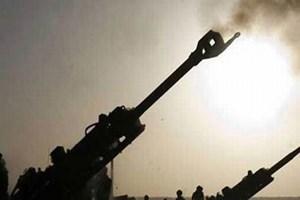 TSK, Afrin'den yapılan taciz ateşine misliyle karşılık verdi