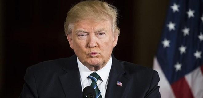 Donald Trump beklemediği yerden darbe yedi!