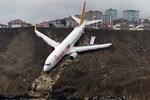 Trabzon'da pistten çıkan uçağın pilotunun ilk ifadesi