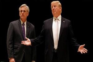 ABD'de 'lağım çukuru' tartışması!