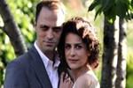 Ertan Saban ve Ebru Özkan çiftinin bebeği oldu