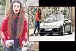 Ebru Polat'ın Porsche aracı su kaynattı!