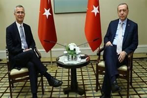 Erdoğan'dan NATO'ya: