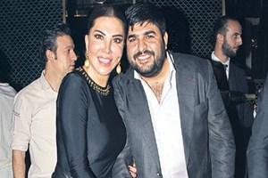 Ebru Yaşar eşi için mekan kapattı