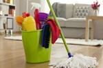 Evinizi haftada 3 kez temizleyin!