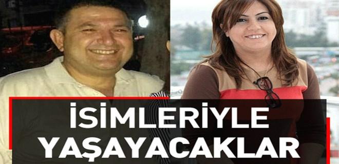 Öldürülen öğretmenlerin adı okullarda yaşayacak