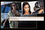 Demet Akalın'dan Kim Kardashian'a tarihi ayar(!)