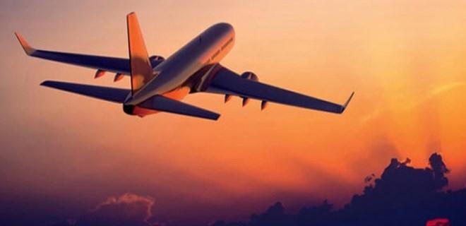 28 bin yolcu yeni yıla havada girdi!
