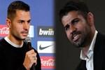 Atletico Madrid onları basına tanıttı