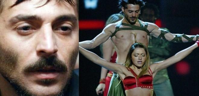 'Çukur'un yıldızını Eurovision'da izlemişiz!