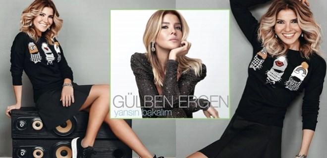 Gülben Ergen'in konser maratonu başlıyor